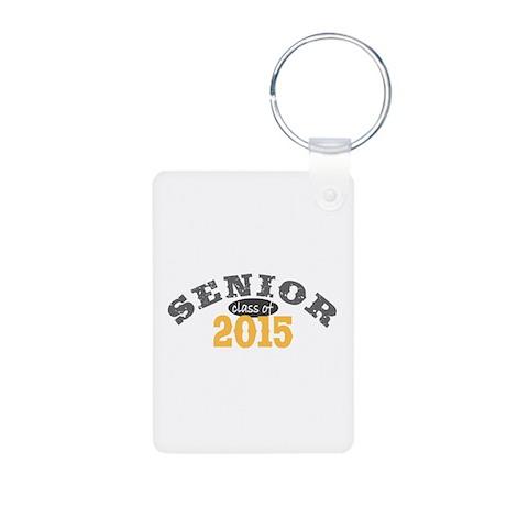 Senior Class of 2015 Aluminum Photo Keychain
