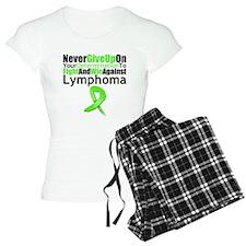 LymphomaFight pajamas