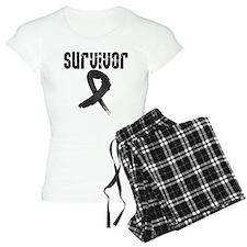 Melanoma Survivor Pajamas