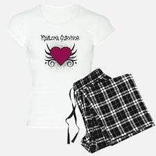 Myeloma Survivor Pajamas