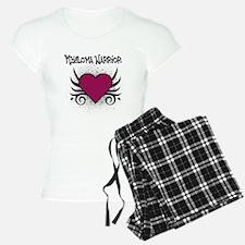 Myeloma Warrior Pajamas