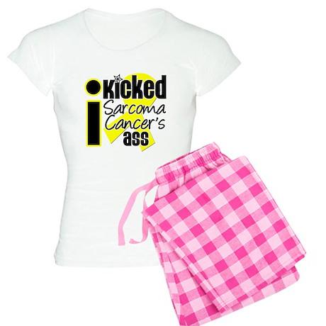 IKickedSarcomaAss Women's Light Pajamas