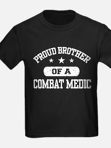 Proud Combat Medic Brother T