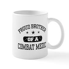 Proud Combat Medic Brother Small Mug