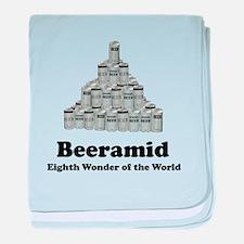 Beeramid Shirt Beeramid T-shi baby blanket