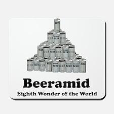 Beeramid Shirt Beeramid T-shi Mousepad