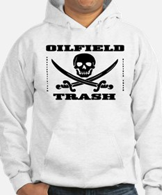 Oilfield Trash Jumper Hoody,Oil,Skull,Rigs