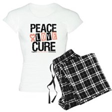 Uterine Cancer Cure Pajamas
