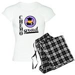 Chemo Grad Cancer Women's Light Pajamas