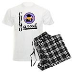 Chemo Grad Cancer Men's Light Pajamas