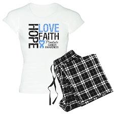 Prostate Cancer Faith Pajamas