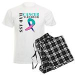 Cancer Warrior Men's Light Pajamas