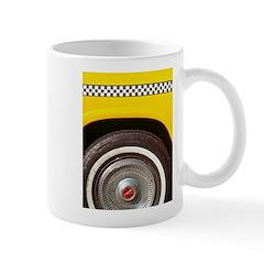 Checker Cab No. 5 Mug