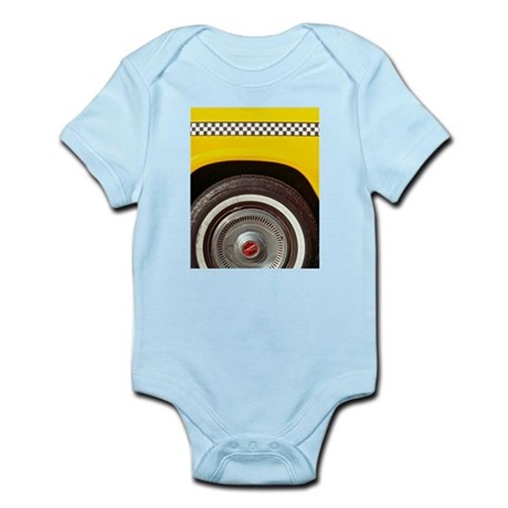 Checker Cab No. 5 Infant Bodysuit