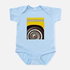 Checker Cab No. 5 Infant Bodysuit