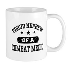 Proud Combat Medic Nephew Small Mug