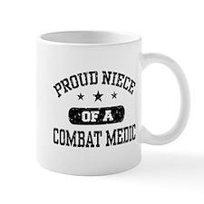 Proud Niece of a Combat Medic Mug