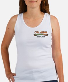 Chat 'N' Chill Beach Bum Women's Tank Top