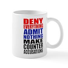 Deny Everything Mug