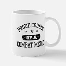Proud Combat Medic Cousin Mug