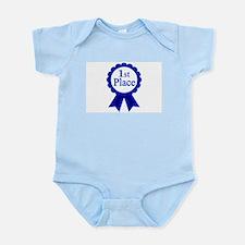 """1st Place"" Infant Creeper"