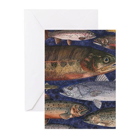 Fish! Greeting Cards (Pk of 20)