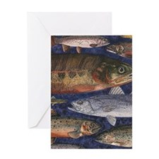 Fish! Greeting Card