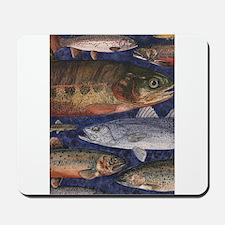 Fish! Mousepad