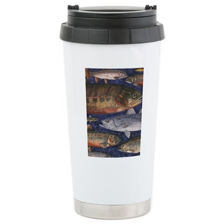 Fish! Stainless Steel Travel Mug