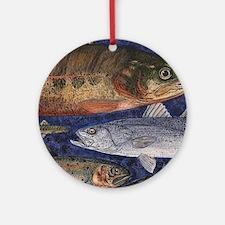 Fish! Ornament (Round)
