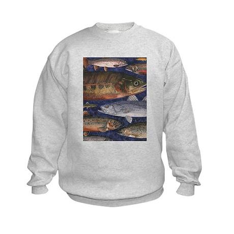 Fish! Kids Sweatshirt