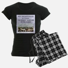 horse racing gifts and t-shir Pajamas