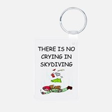 skydiving gifts Keychains