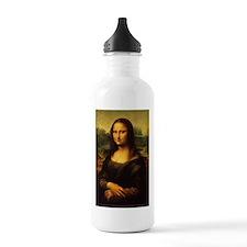 The Mona Lisa Water Bottle