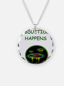 abduction t-shirts Necklace