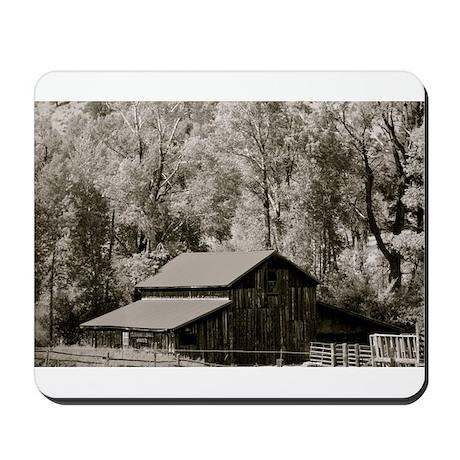 Rocky Mt. Barn Mousepad