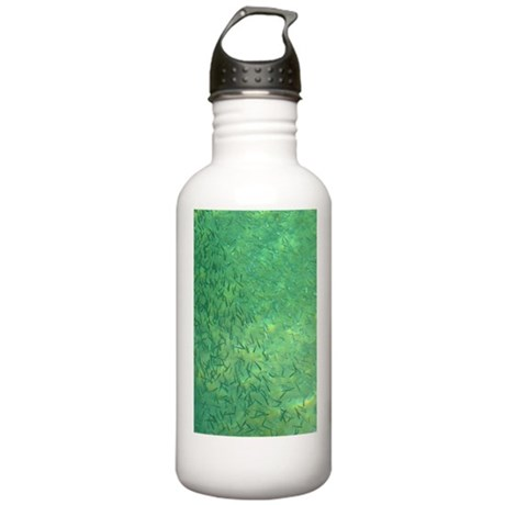 Stainless Water Bottle 1.0L - Tropical Fishes