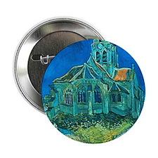 """Vincent Van Gogh 2.25"""" Button (10 pack)"""