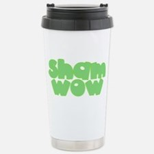 Sham Wow Stainless Steel Travel Mug