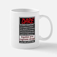 Dare to Legalize Mug
