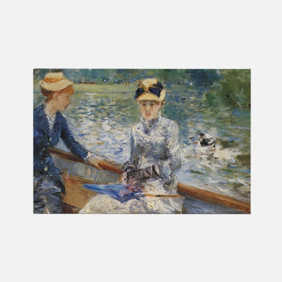 Renoir Fine Art Rectangle Magnet