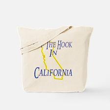Off the Hook in CA Tote Bag