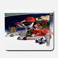 Indy Cars Mousepad