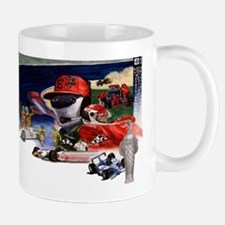 Indy Cars Mug