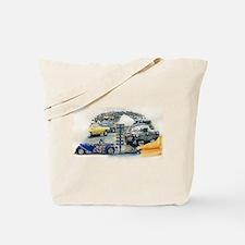 Drag Race Stuff Tote Bag