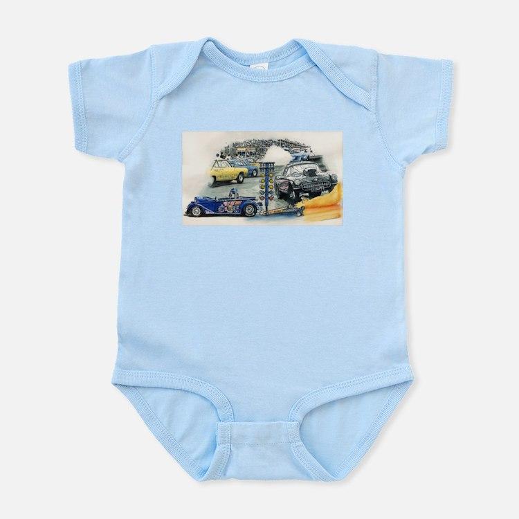 Drag Race Stuff Infant Bodysuit