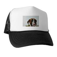 Boxerlady Trucker Hat