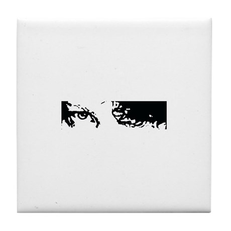 Eyes Tile Coaster