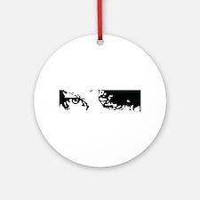 Eyes Ornament (Round)