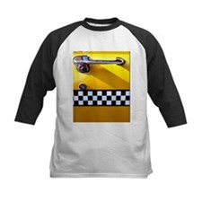 Checker Cab No. 8 Tee